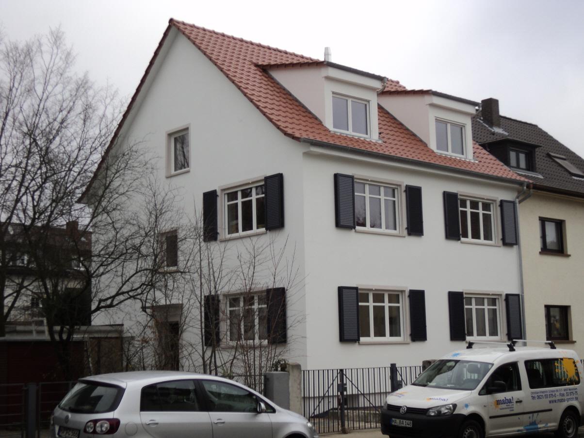 komplettsanierung und umbau eines mehrfamilien wohnhauses architekturb ro schmidtchen. Black Bedroom Furniture Sets. Home Design Ideas